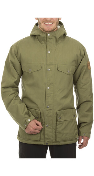 Fjällräven Men's Greenland Winter Jacket green